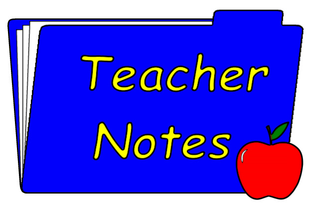 clipart-for-teachers-folder teacher notes
